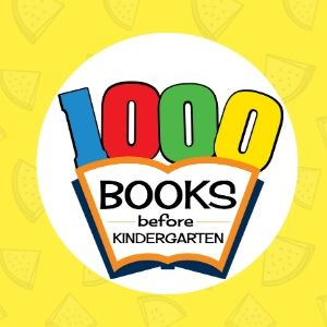 1,000 books before Kindegarten